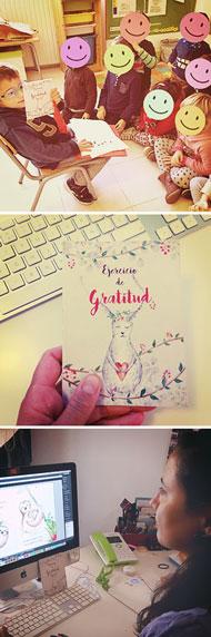 Éxito en Verkami: historia del libro Ejercicio de Gratitud